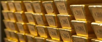Gold steady as shares lose ground on fears of virus impact on growth