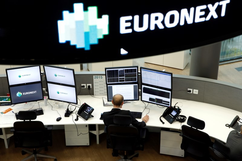Europe Pushes Higher on Virus Hopes, Chinese Data